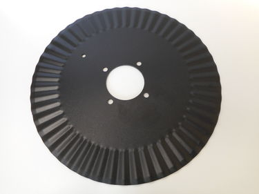 Photo of 20 FLUTTED COULTER BLADE 120004