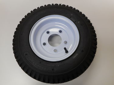 Photo of PRESS WHEEL & TIRE 145010